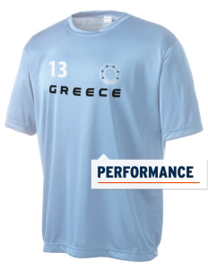 Greece Men's Competitor Performance T-Shirt