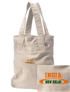 India Embroidered Alternative The Berkeley Tote