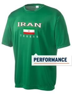 Iran Men's Competitor Performance T-Shirt
