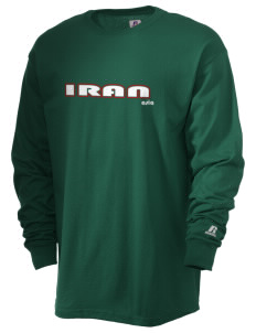 Iran  Russell Men's Long Sleeve T-Shirt