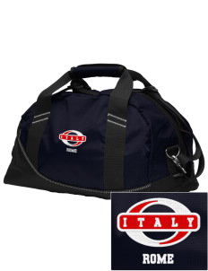 Italy Embroidered OGIO Half Dome Duffel