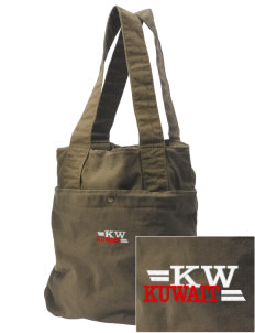 Kuwait Embroidered Alternative The Berkeley Tote