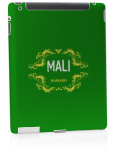 Mali Apple iPad 2 Skin
