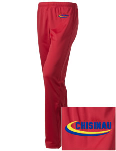 Moldova Embroidered Holloway Women's Contact Warmup Pants