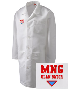 Mongolia Full-Length Lab Coat