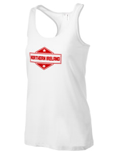 Northern Ireland Women's Racerback Tank
