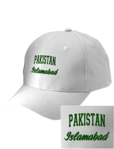 Pakistan Embroidered Low-Profile Cap