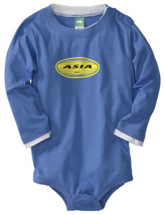 Palau  Baby Long Sleeve 1-Piece with Shoulder Snaps