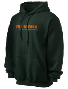 Sri Lanka Ultra Blend 50/50 Hooded Sweatshirt