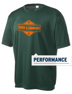 Sri Lanka Men's Competitor Performance T-Shirt
