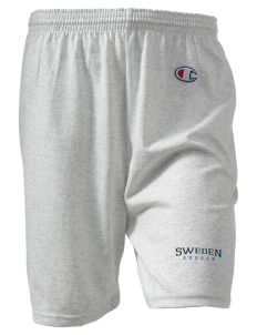 "Sweden  Champion Women's Gym Shorts, 6"" Inseam"