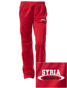 Syria Embroidered Women's Tricot Track Pants