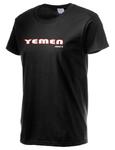 Yemen Women's 6.1 oz Ultra Cotton T-Shirt