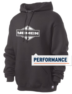 Yemen Russell Men's Dri-Power Hooded Sweatshirt
