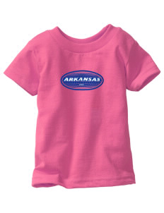 Arkansas  Toddler Jersey T-Shirt
