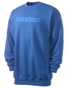 Delaware Men's 7.8 oz Lightweight Crewneck Sweatshirt
