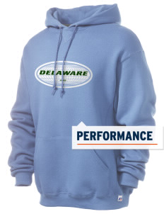 Delaware Russell Men's Dri-Power Hooded Sweatshirt