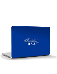 "Hawaii Apple Macbook Pro 17"" (2008 Model) Skin"