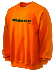 Maine Ultra Blend 50/50 Crewneck Sweatshirt