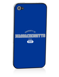 Massachusetts Apple iPhone 4/4S Skin