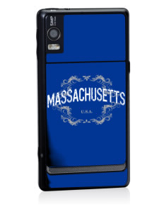Massachusetts Motorola Droid 2 Skin
