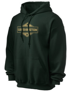 Washington Ultra Blend 50/50 Hooded Sweatshirt
