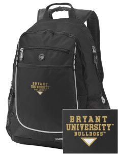 Bryant University Bulldogs Embroidered OGIO Carbon Backpack