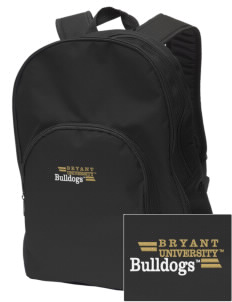 Bryant University Bulldogs Embroidered Value Backpack
