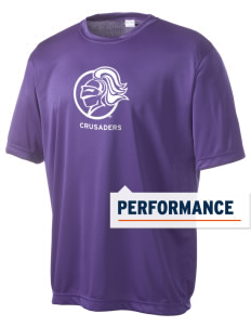 College of the Holy Cross Crusaders Men's Competitor Performance T-Shirt