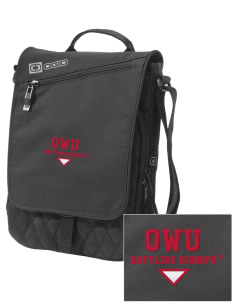 Ohio Wesleyan University Battling Bishops Embroidered OGIO Module Sleeve for Tablets