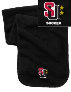 Seattle University Redhawks Embroidered Fleece Scarf