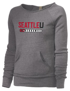 Seattle University Redhawks Alternative Women's Maniac Sweatshirt