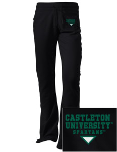 Castleton State College Spartans Embroidered Holloway Women's Axis Performance Sweatpants