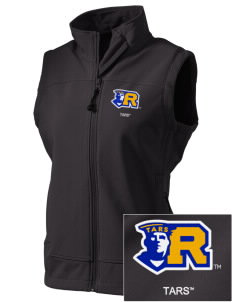 Rollins College Tars  Embroidered Women's Glacier Soft Shell Vest
