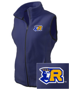 Rollins College Tars Embroidered Women's Fleece Vest