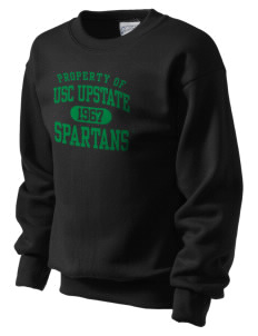 University of South Carolina Upstate Spartans Kid's Crewneck Sweatshirt