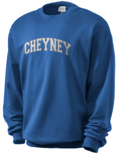 Cheyney University Wolves Men's Crewneck Sweatshirt