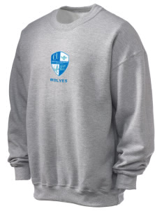 Cheyney University Wolves Ultra Blend 50/50 Crewneck Sweatshirt