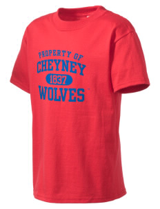 Cheyney University Wolves Kid's Essential T-Shirt