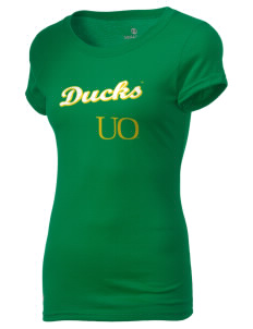 University of Oregon Ducks Holloway Women's Groove T-Shirt