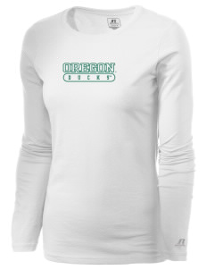 University of Oregon Ducks  Russell Women's Long Sleeve Campus T-Shirt