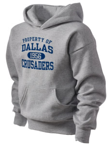University of Dallas Crusaders Kid's Hooded Sweatshirt