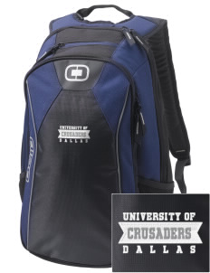 University of Dallas Crusaders Embroidered OGIO Marshall Backpack