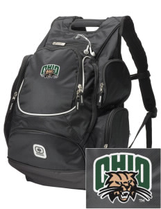 Ohio University Bobcats  Embroidered OGIO Bounty Hunter Backpack