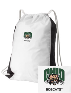 Ohio University Bobcats Embroidered Holloway Home and Away Cinch Bag