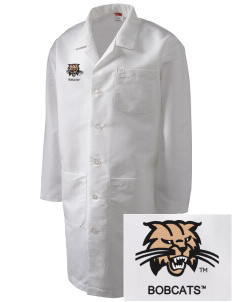 Ohio University Bobcats Full-Length Lab Coat