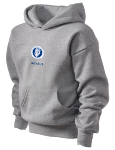 Hope International University Royals Kid's Hooded Sweatshirt