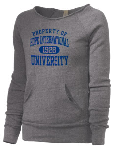 Hope International University Royals Alternative Women's Maniac Sweatshirt