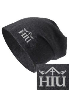 Hope International University Royals Embroidered Slouch Beanie