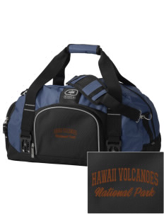 Hawaii Volcanoes National Park  Embroidered OGIO Big Dome Duffel Bag